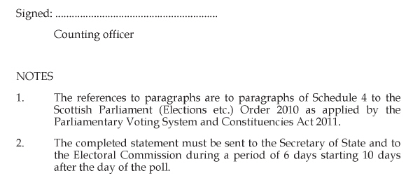 parliamentary voting system and constituencies act 2011 c 1