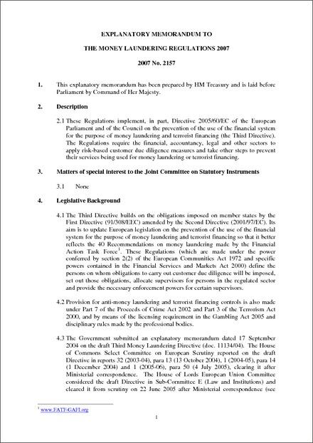 5th anti-money laundering directive