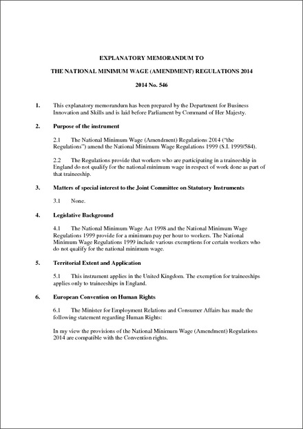 employment relations act 1999 pdf